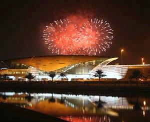 dubai-metro-fireworks